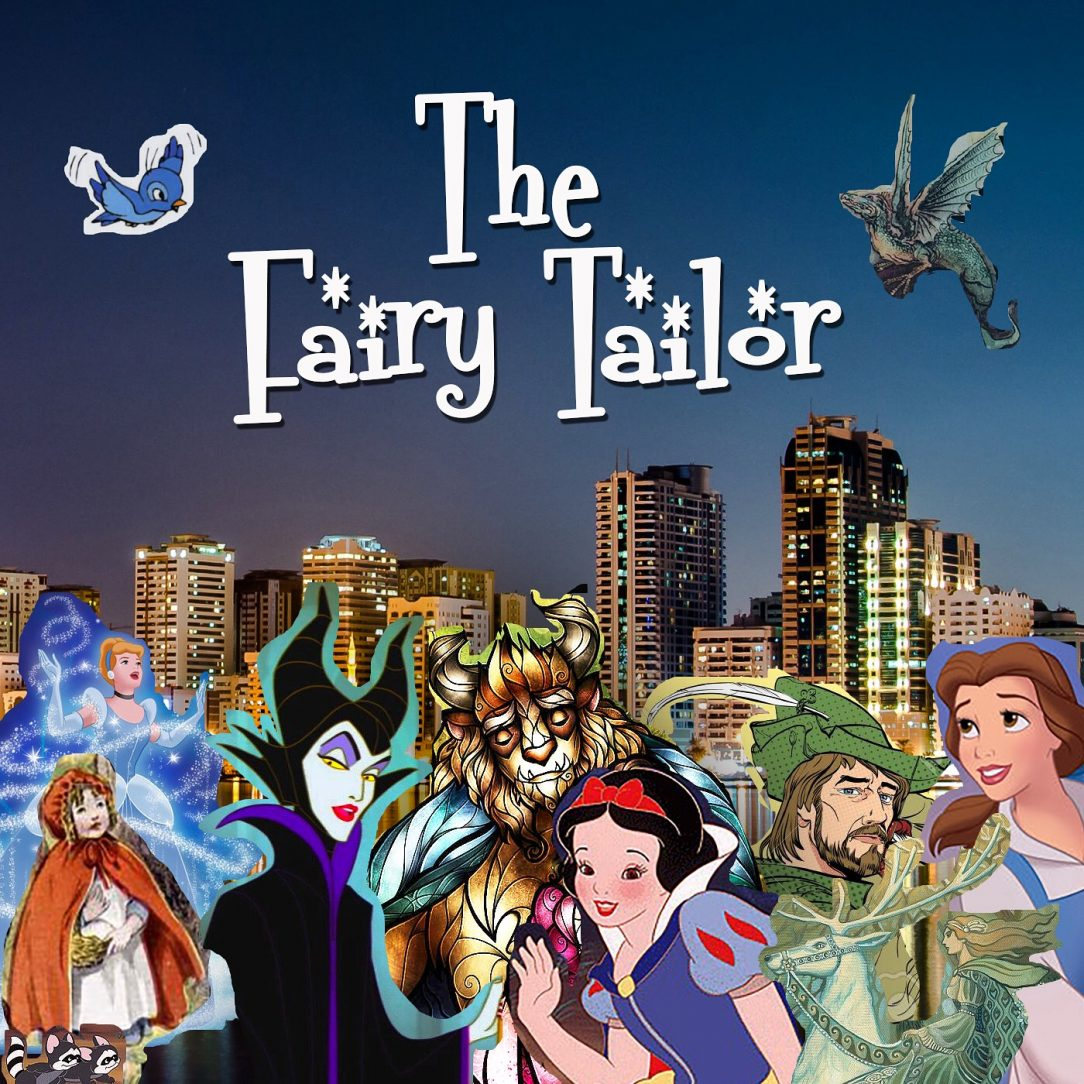 The Fairy Tailor podcast cover